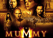 The Mummy на деньги в Вулкан
